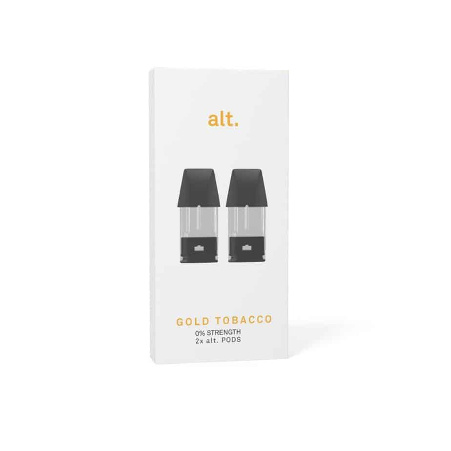 alt. Pods - Gold Tobacco