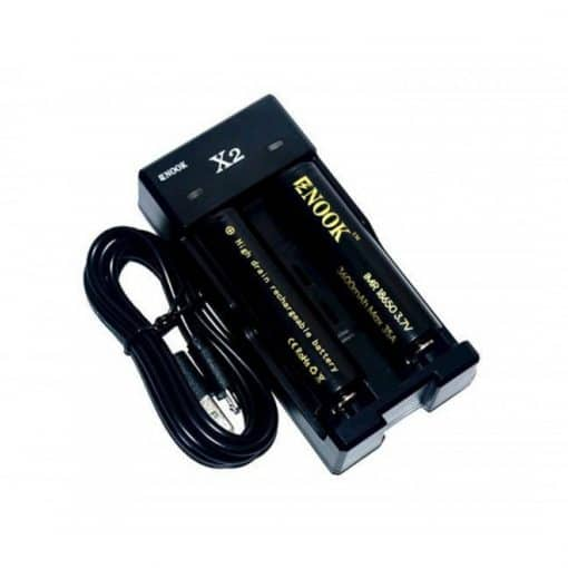 Enook X2 Twin Channel Travel Charger
