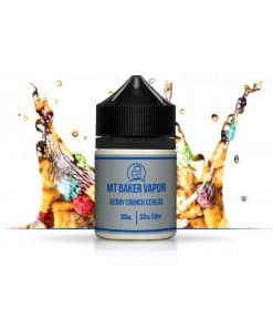 Mount Baker Vapor Berry Crunch Cereal