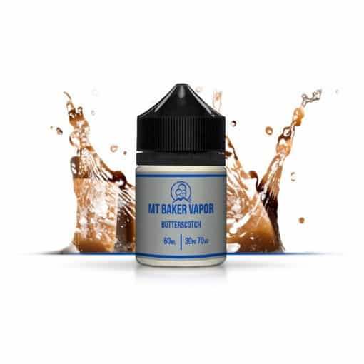 Mount Baker Vapor Butterscotch