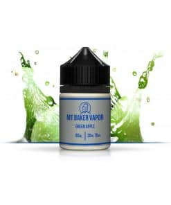 Mount Baker Vapor Green Apple
