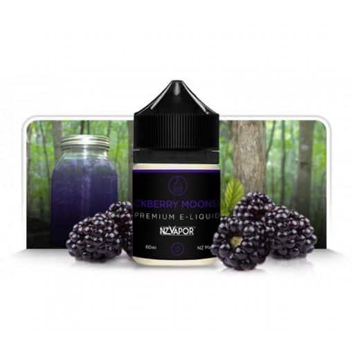 NZVapor Blackberry Moonshine