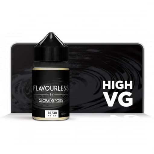 Vape-Juice Flavourless