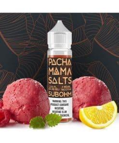 Pachamama Raspberry Lemon Italian ICE Sorbet