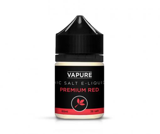 NZVapor Premium Red - Salts