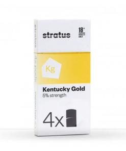 Stratus Pods Kentucky Gold - 4 Pack