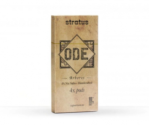 Stratus Pods ODE Abores Tobacco - 4 Pack